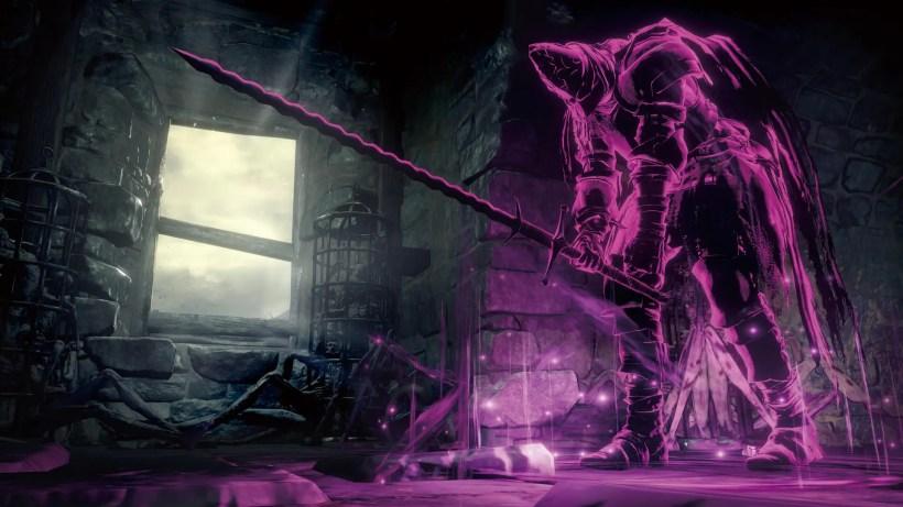 gameplay de Dark Souls 3 en Xbox One