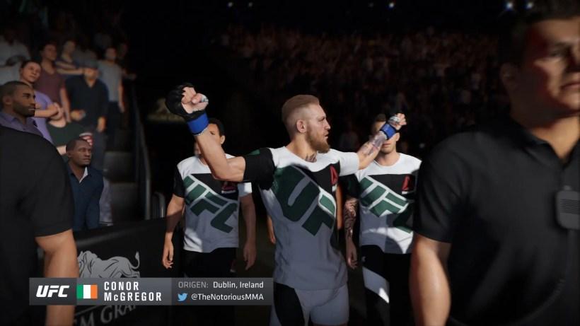 Análisis de EA Sports UFC 2