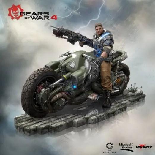 Edicin Coleccionista De Gears Of War 4 Sencillamente