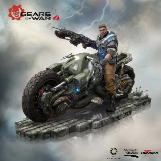 Gears 4 collector