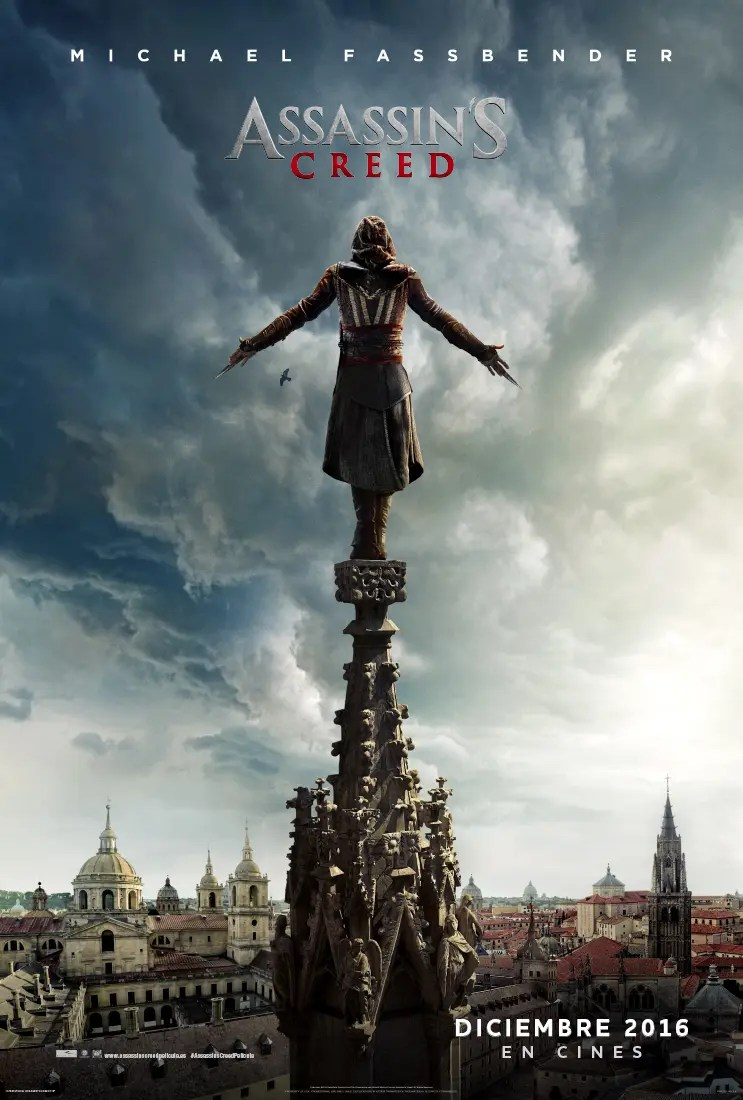 póster de la película de Assassin's Creed