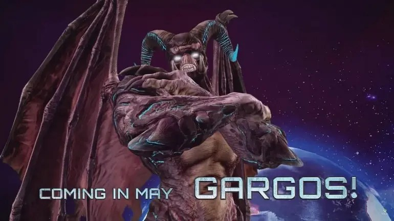 Killer Instinct Gargos