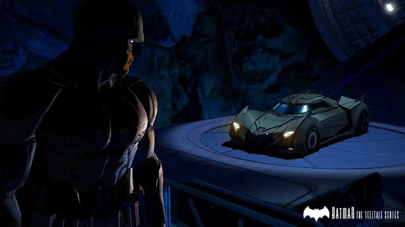 Batman Telltale Series 3
