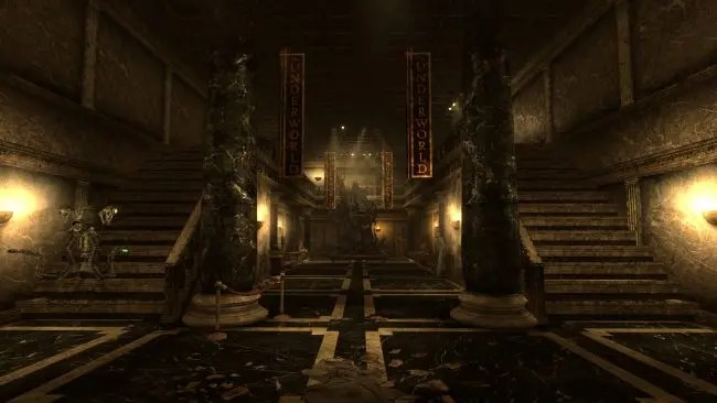 Underworld fallout 3