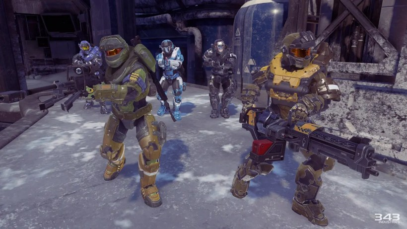 Las armaduras y los REQ han sido muy importantes en cada actualización.