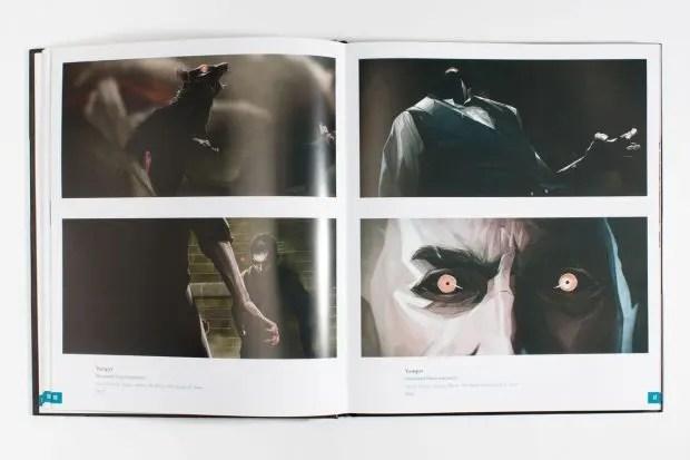 vampyr concept art