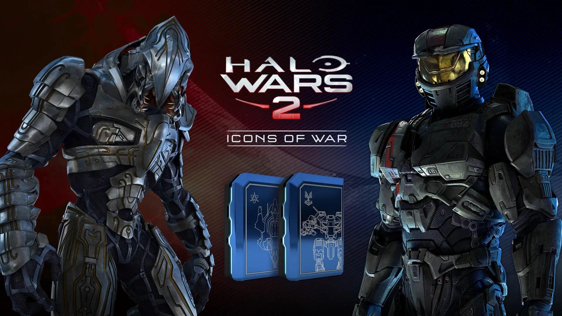 Nuevos Personajes Llegan A Halo Wars 2 Gracias A The Icons Of War SomosXbox