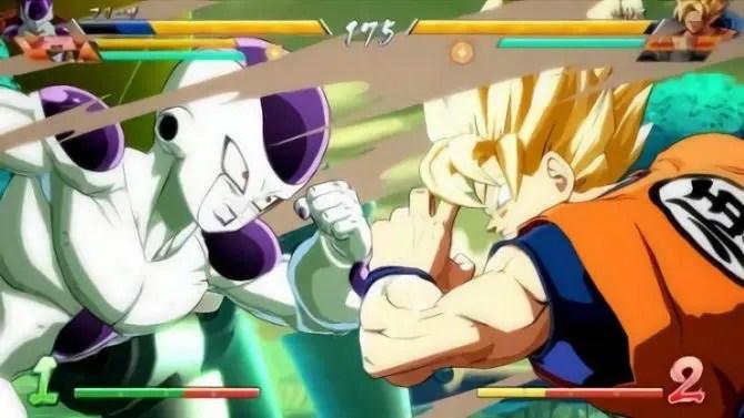 Resultado de imagen de dragon ball fighter z