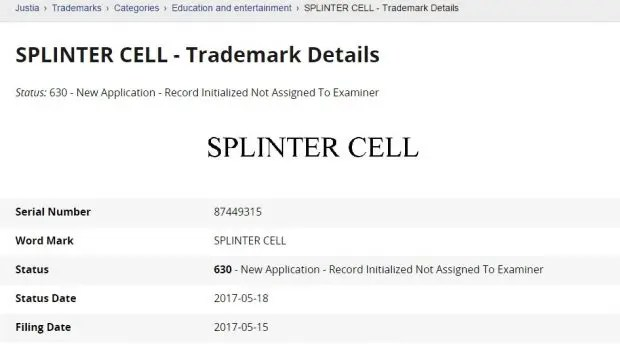 A new Splinter Cell could be in development (EXCLUSIVE) 2