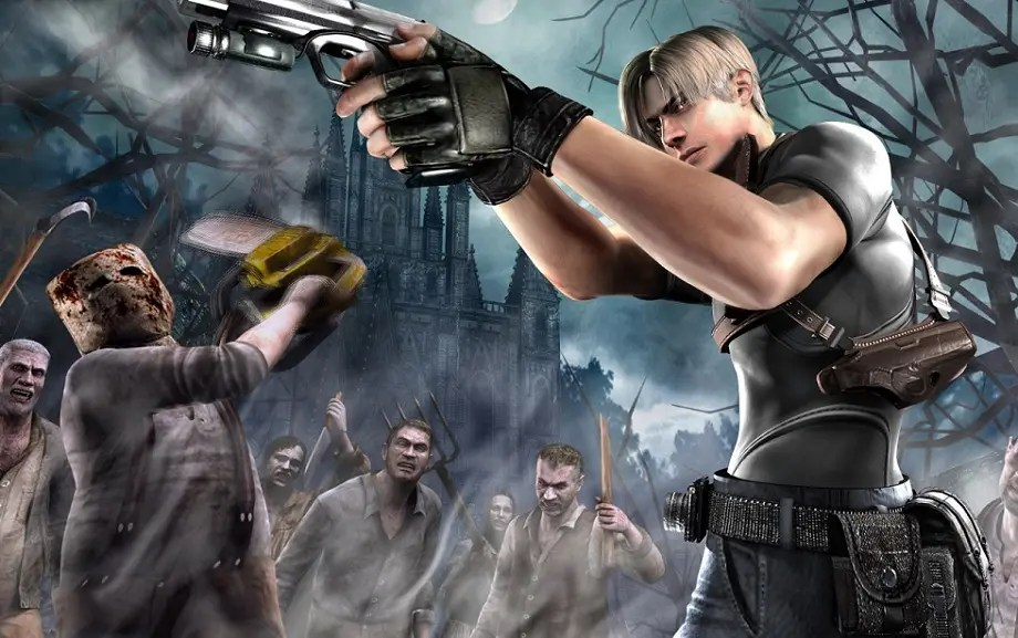 New Resident Evil 4 HD Project video