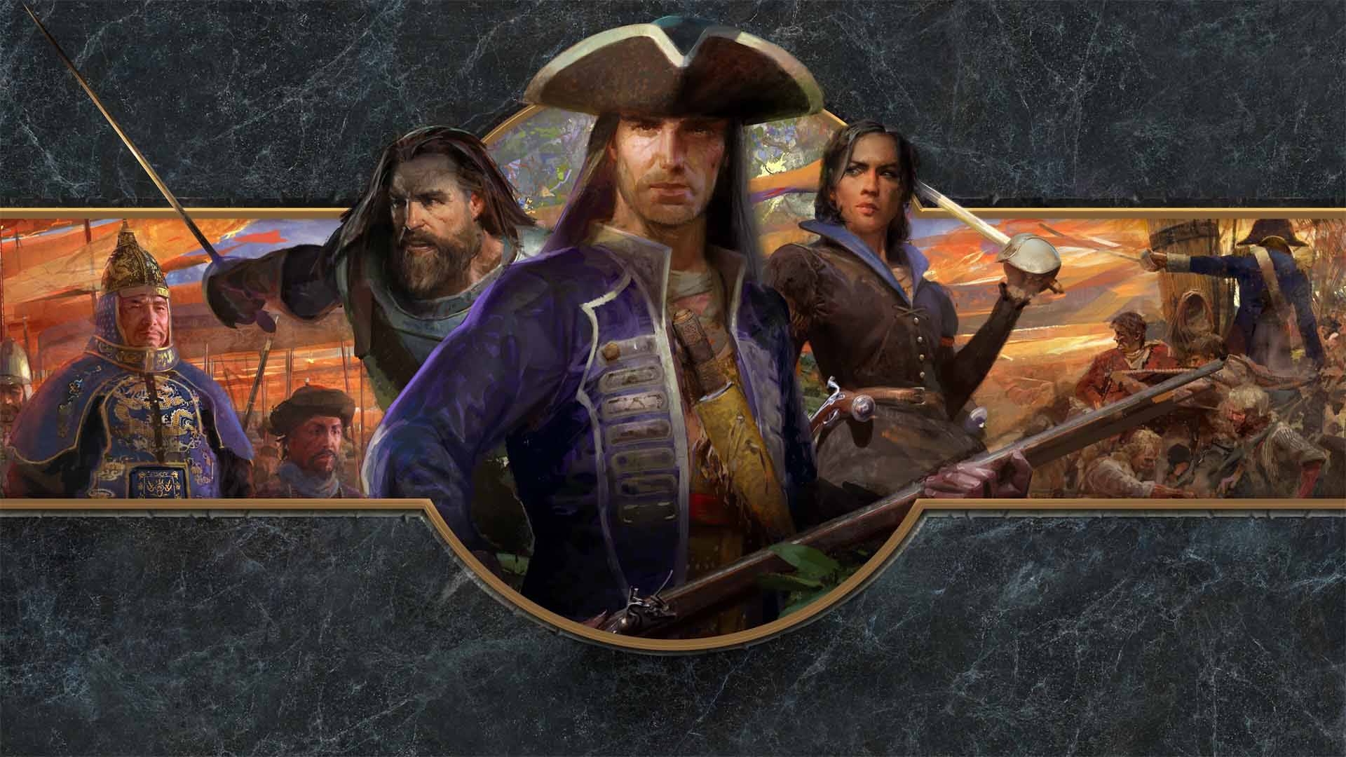 The video compares Age of Empires III: Definitive Edition with its original