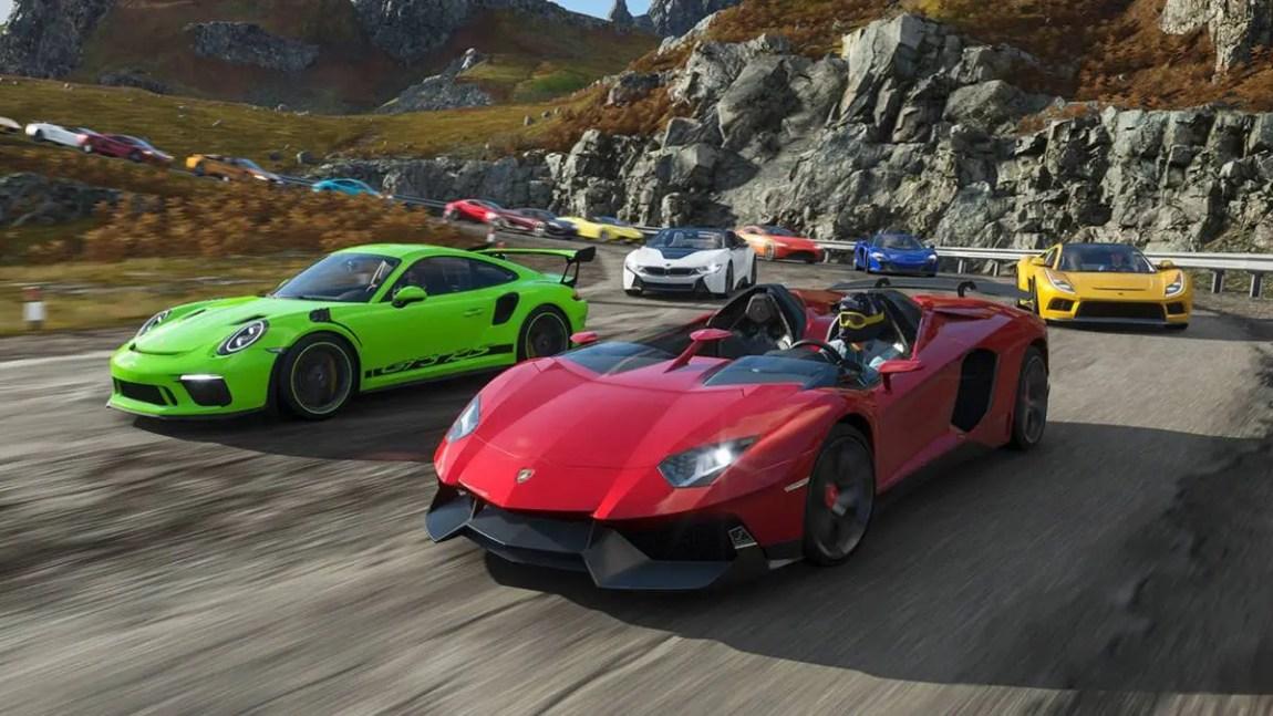 Forza Horizon 4 will stop receiving content to make way for Forza Horizon 5 1