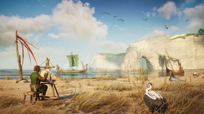 images of Assassin's Creed Valhalla The Siege of Paris