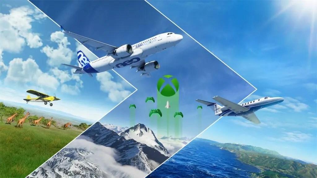 Microsoft Flight Simulator on Xbox Series X | S
