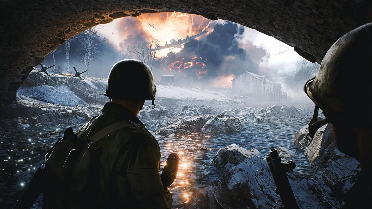 Battlefield could become a game as a service