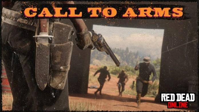 new Red Dead Online update
