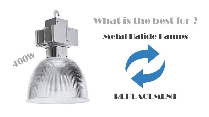 Metal Halide Replacement