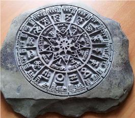 Slovanský védický kalendár nám venoval Koľada - Som Slovan