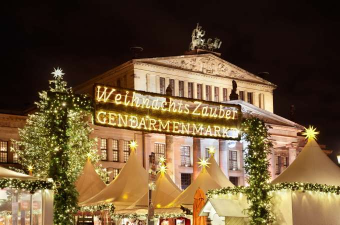 A Guide to the Christmas Markets in Berlin
