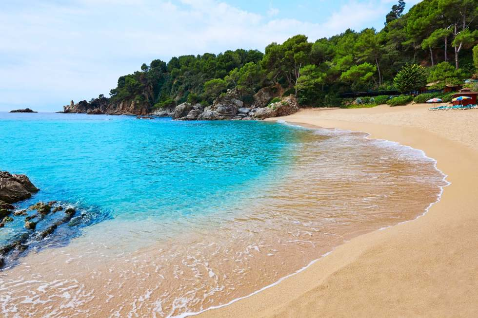 10 beaches in Spain You Should Visit Before you die - Platja de Treumal