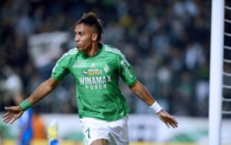 Aubameyang sets league record-somtosports