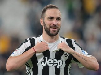 Gonzalo Higuain might be returning to Premier League