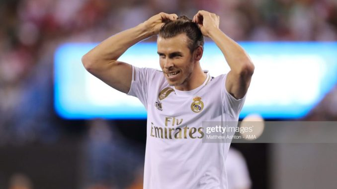 Real Madrid transfer news Real Madrid calls off Gareth Bale to China deal