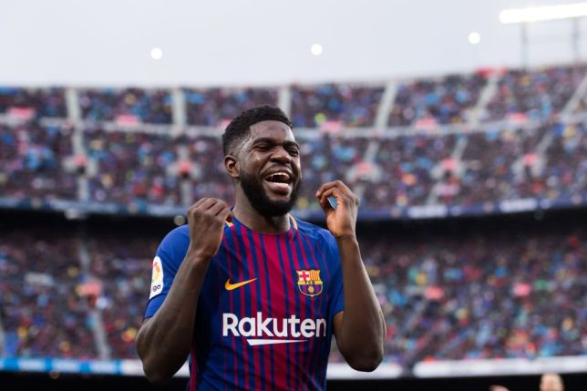 Umtiti also a sure bait for neymar_somtosports