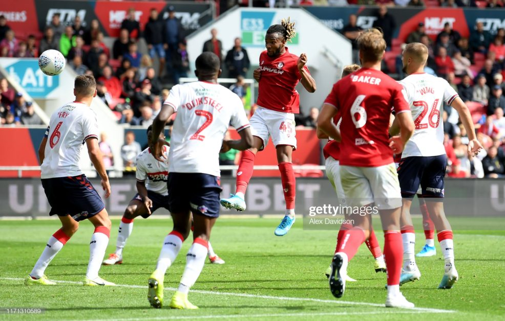 Championship Bristol City share points with Middlesbrough(FT)