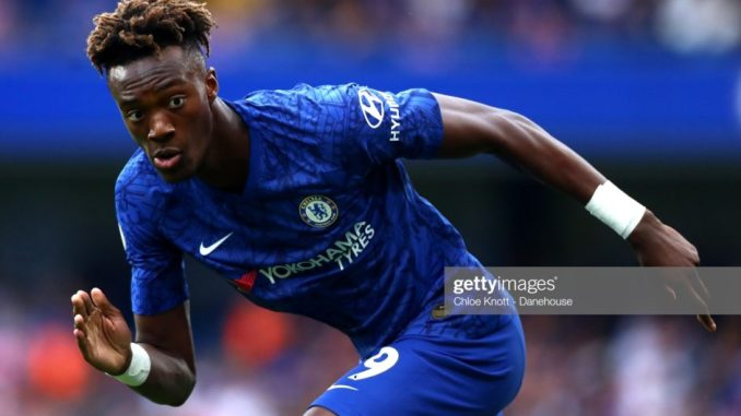 I just want to silence the haters Tammy Abraham tells Skysports.