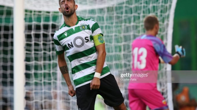 Tottenham to hijack Bruno Fernandes deal with Champions League promise