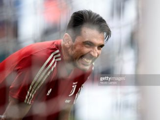 Buffon very proud as he eclipses Maldini 902 appearances