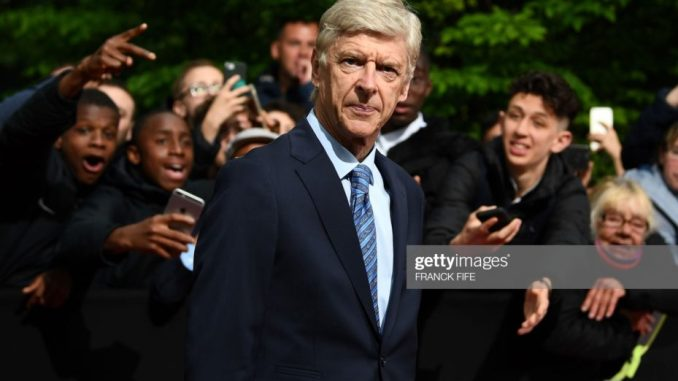 Just in Arsene Wenger never said he wanted Man United job beINSPORTS