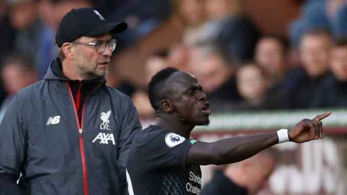 Sadio Mane furiously burst out after Salah refused to pass the ball to him