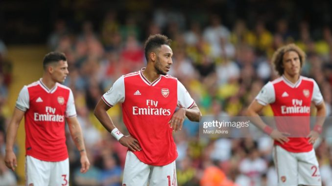 We keep gifting goals to opponents, Aubameyang admits