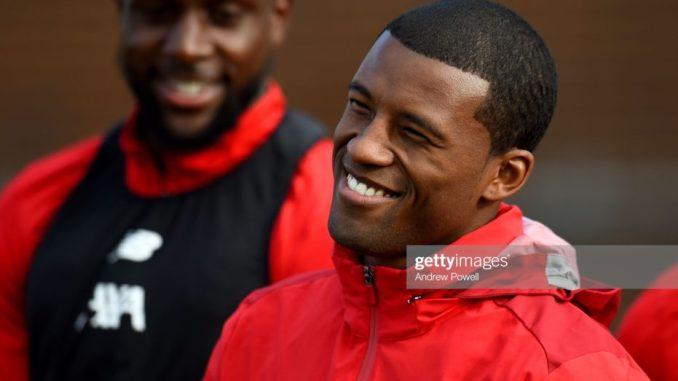 Liverpool can take Arsenals place as the modern day invincible team Wijnaldum makes strong claim