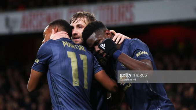 Paul Pogba Martial and Shaw will miss Sunday game against Newcastle United Solskjaer