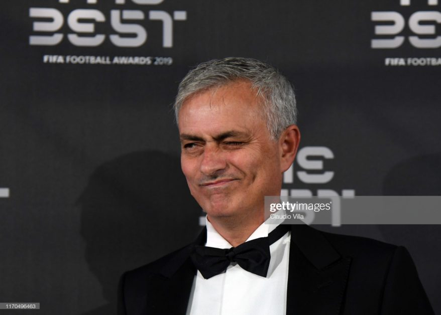 Real Madrid revive Jose Mourinho contacts as they look to escape Zizou doom