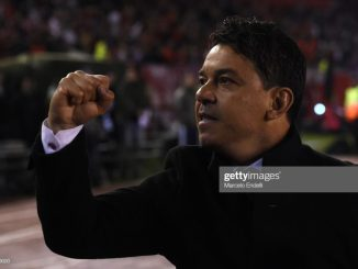 Reports Barcelona name River Plate manager Marcelo Gallardo as Valverde replacement