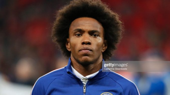 Reports Willian likely to be heading to Juventus by next summer