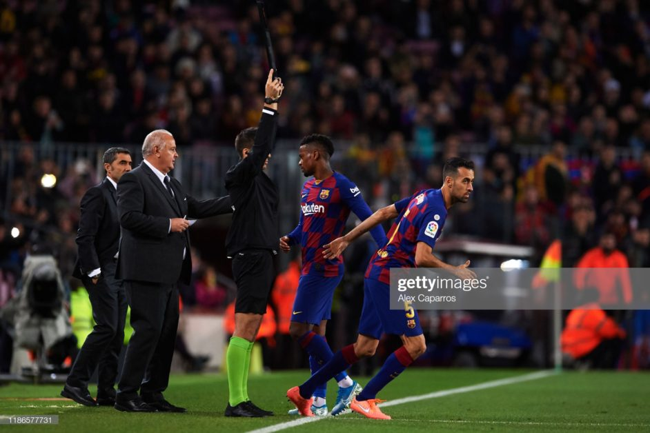 Big blow for Barcelona as Semedo is ruled out for 5 weeks