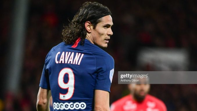 Cavani needs to get used to the competition Icardi brings Tuchel