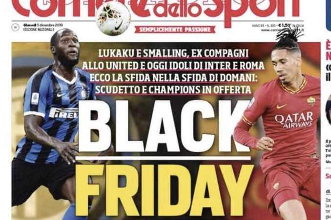 AC Milan and AS Roma ban Italian media outlet, Corriere dello Sport 3