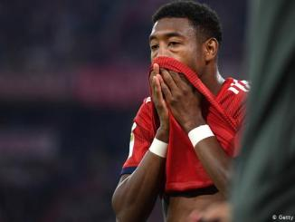 Alaba eyes Bayern exit