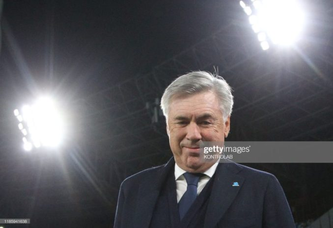 Ancelotti reportedly heading to London ahead of meeting with Everton owner.