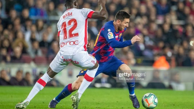 Barnes shares opinion on Liverpool signing Messi