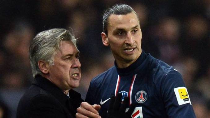 Everton in talks with Ibrahimovic