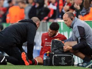 Injured Chamberlain out until 2020 1