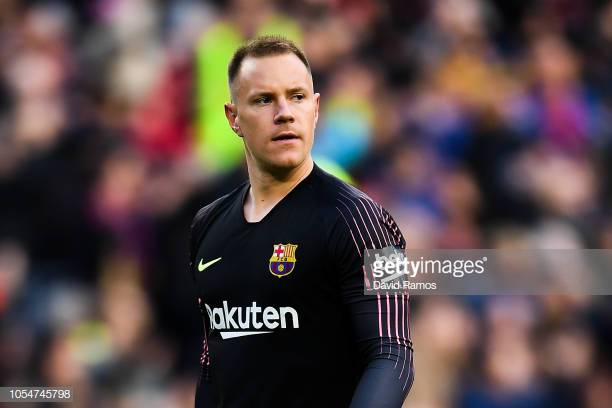 Ter Stegen hints on his future at Barcelona