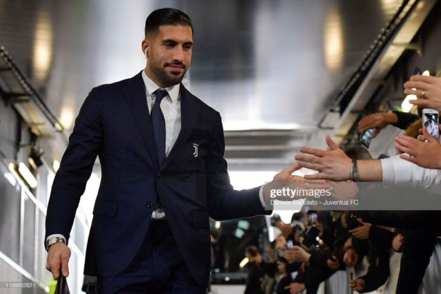 Emre Can draws nearer to Juventus exit; pushes for Dortmund deal 1